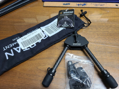 Javelin Spartan Lite Bipod Standard Brand NEW