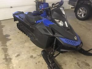 2008 ski doo summit 800