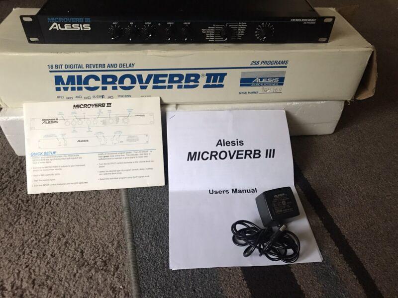 microverb iii