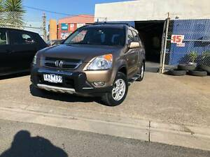 2004 Honda CR-V SPORT LUXURY Automatic RWC & 4 Brand New Tyres Epping Whittlesea Area Preview