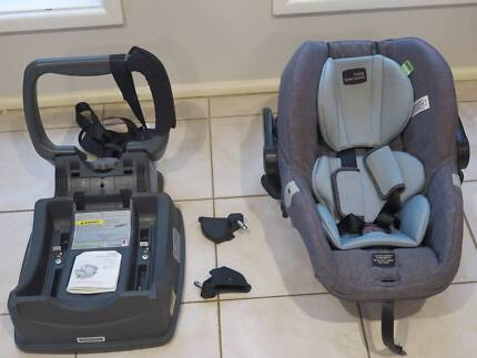 Britax Safe N Sound Unity Neos Infant Carrier