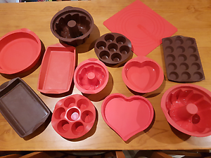 Tupperware Silicone Forms Upper Mount Gravatt Brisbane South East Preview