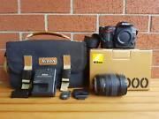 Nikon D7000 16.2 MP DSLR Camera Bundle Nikkor AF-S 18-70mm lens Erskineville Inner Sydney Preview