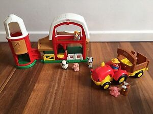 Little people farm and tractor Balgowlah Heights Manly Area Preview
