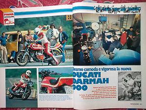 MOTOCICLISMO-1978-PROVA-DUCATI-DARMAH-900-MOTO-D-039-EPOCA