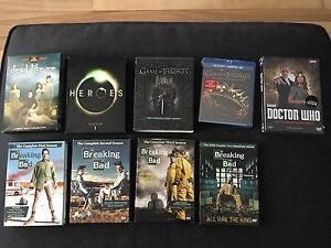 Assorted Box Sets - DVDs Bluray