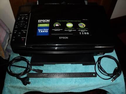 EPSON PRINTER EPSON Stylus TX410 Croydon Park Port Adelaide Area Preview