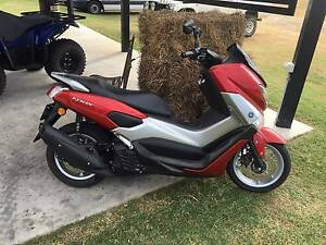 2015 Yamaha Nmax Scooter 125cc New Condition Mount Louisa Townsville City Preview