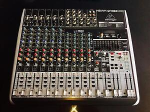 Behringer Xenyx QX1832 USB Powered Mixer Morley Bayswater Area Preview