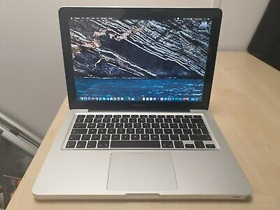 "Apple MacBook Pro A1278 2012 13.3"" Laptop Core i5 240GB SSD 8GB CATALINA+OFFICE"