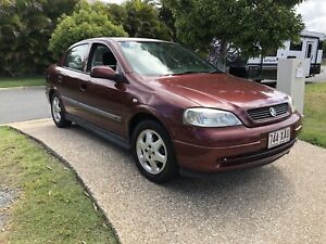 HOLDEN ASTRA-2002-AUTO-RWC-REGO-4 CYL-CHEAP