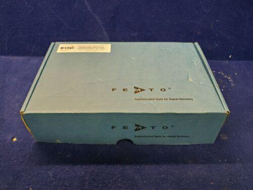 FEMTO FWPR-S Femtowatt Photoreceiver w/ UV Enhanced Si Photodiode THORLABS SM1A6