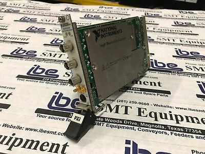 National Instruments Ni Pxi-5124 12-bit 200mss Digitizer Pxi Oscilloscope