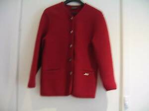 GEIGER AUSTRIA * Woman's Wool Jacket Beaumaris Bayside Area Preview