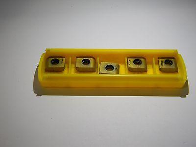 Kennametal Carbide Indexable Milling Inserts Qty 5 Lneu1245r32 Grade Kc725m