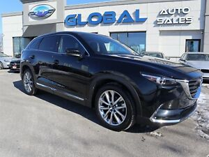 2017 Mazda CX-9 Grand Touring AWD 7 PASSENGERS LEATHER NAVIGATIO