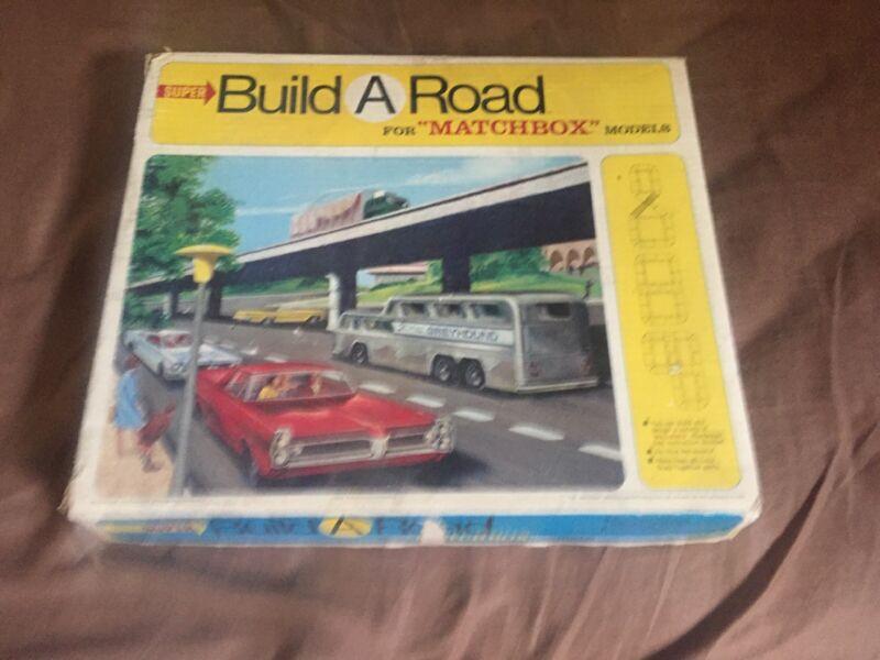 1960s  Matchbox Traffic Game Expansion In Original Box