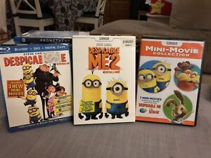 Despicable Me film collection