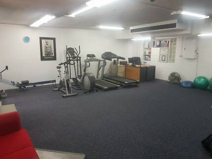 Private Personal Training Studio for sale