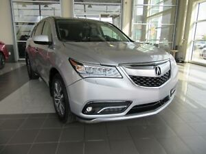 2015 Acura MDX Navigation Package Heated&leather seats, heate...