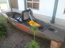 Hobie  kayak pro angler 14 [may swap for a tinny ] Huskisson Shoalhaven Area Preview