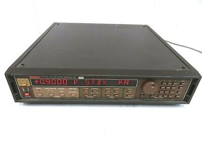 Keithley 237 High Voltage Source Measure Unit -as Is