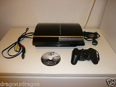 Image Sony PlayStation 3 / PS3 500GB, inkl. Spiel, 2 Jahre Garantie