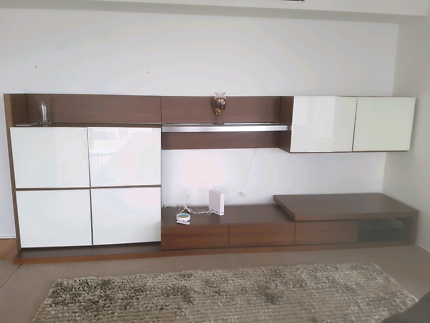 Made in italy highest quality TV /entertainment unit RRP:$9500