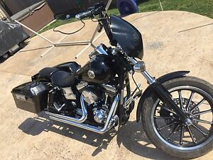 Dyna Low Ride/ Bagger