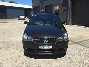 2006 Volkswagen Polo GTI , Turbo, Leather, Sunroof West Footscray Maribyrnong Area Preview