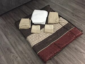 Mainstays Double Bed in a bag