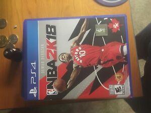 NBA 2K 18