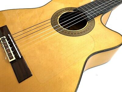 YAMAHA - CGX171SCF - CLASSICAL FLAMENCO ACOUSTIC/ELECTRIC GUITAR
