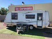 2002 SPACELINE ODYSSEY with SHOWER/TOILET AND ISLAND BED Klemzig Port Adelaide Area Preview