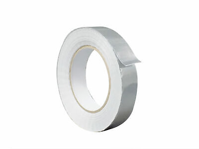 Wod Heavy-duty Aluminum Foil Tape For Hvac Air Ducts 34 In. X 50 Yds