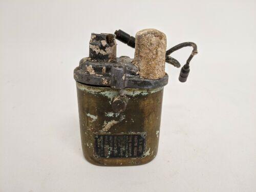 U.S Army Blasting Machine Serial No. X44352, Post WW II, Fidelity Co.