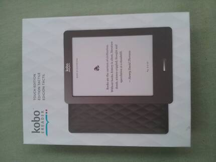 KOBO READER.- Touch Edition
