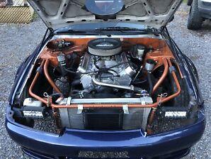 S13 500hp Ls drift car