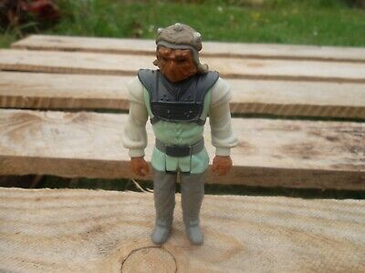 Nikto / Star Wars vintage Kenner ROTJ loose Action Figure Figurine 83*