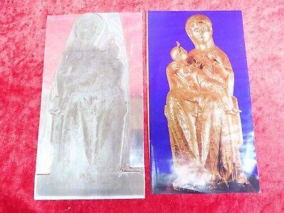Old Pressure__Golden Madonna from the Essen Domschatz ___