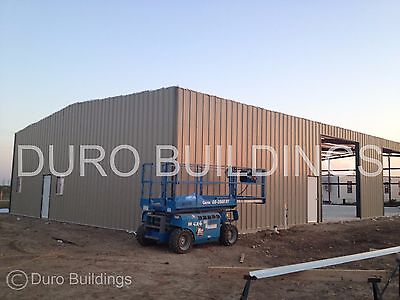 Durobeam Steel 60x80x20 Metal Building Prefab Marina Shop Made To Order Direct
