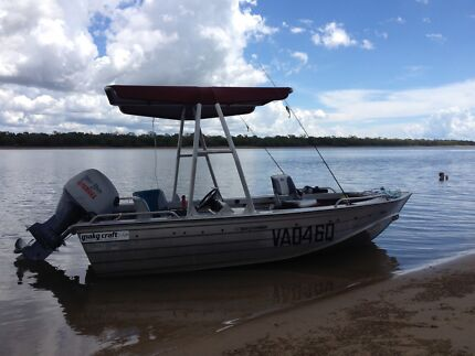 Boat for sale , will consider swap for Tractor, Bobcat or Quad + cash Palmwoods Maroochydore Area Preview