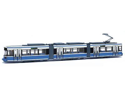 Faller 974260 - Tram-System Münchner Straßenbahn Type 2000 - Spur N - NEU, gebraucht gebraucht kaufen  Deutschland
