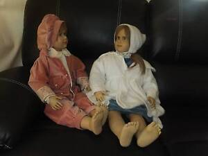 Hildegard Gunzel designed Dolls,1 boy, 1 girl Port Macquarie Port Macquarie City Preview