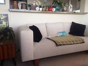 3 Seat. Custom Made Sofa. Mosman Mosman Area Preview