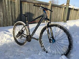 Stolen bike in st vital area