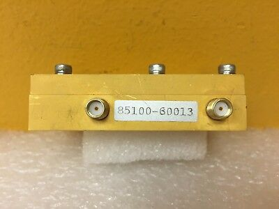 Hp Agilent 85100-60013 Frequency Amplifier. For 83557a 8510x Wave Modules