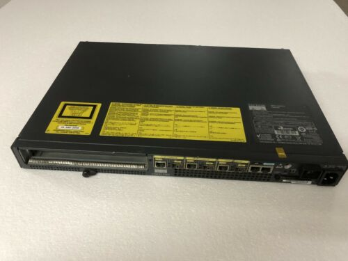 Cisco 7301-AC Router 1GB/128F 3 GE Ports NPE-G1 7301 Fully tested