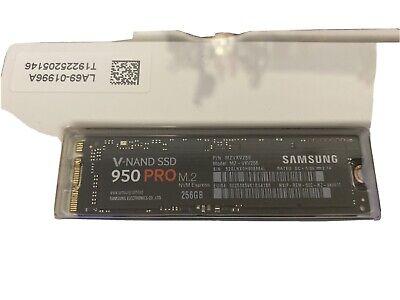 Samsung V-NAND 950 PRO 256Gb M.2 SSD