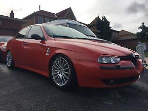1998 Alfa Romeo 156 2.5 V6